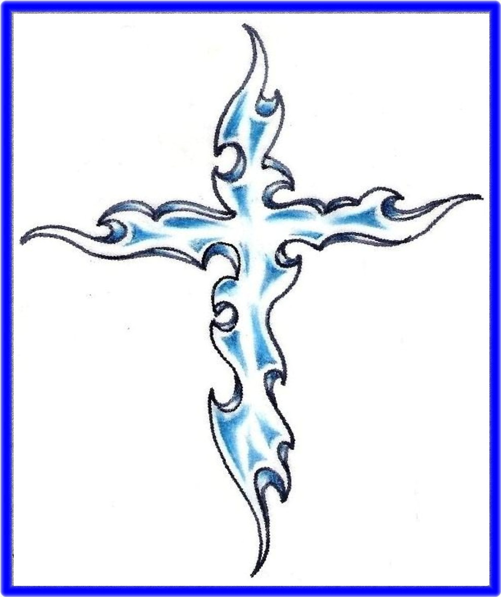 989x1178 Easy Pencil Drawings Of Crossess Best Cross Drawing Ideas