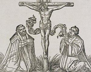 300x237 Jesus On The Cross Drawings Fine Art America
