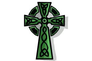 300x200 Pictures Celtic Cross Drawing,