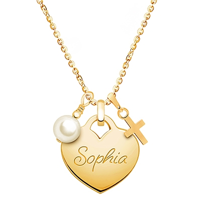 402x402 First Communion Necklaces