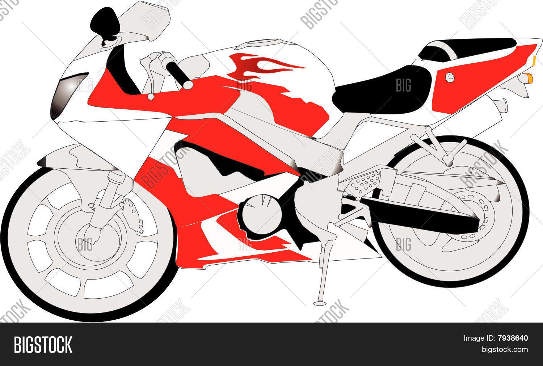 1500x1011 Crotch Rocket Motorcycle Born Vector Amp Photo Bigstock
