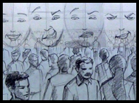 200x148 Drawing Groups Of People In An Art Composition How To Draw