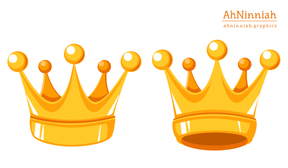 1000x586 Drawing A Vector Crown Inkscape Tutorials Blog