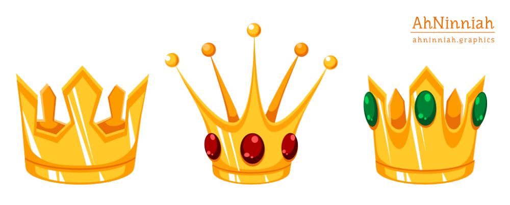 1000x402 Inkscape Tutorials How To Draw A Crown