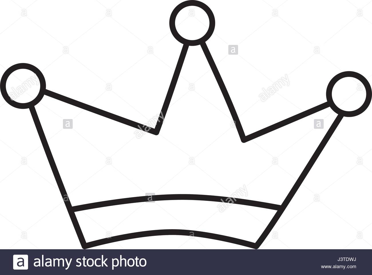 1300x961 King Crown Drawing Isolated Icon Stock Vector Art Amp Illustration