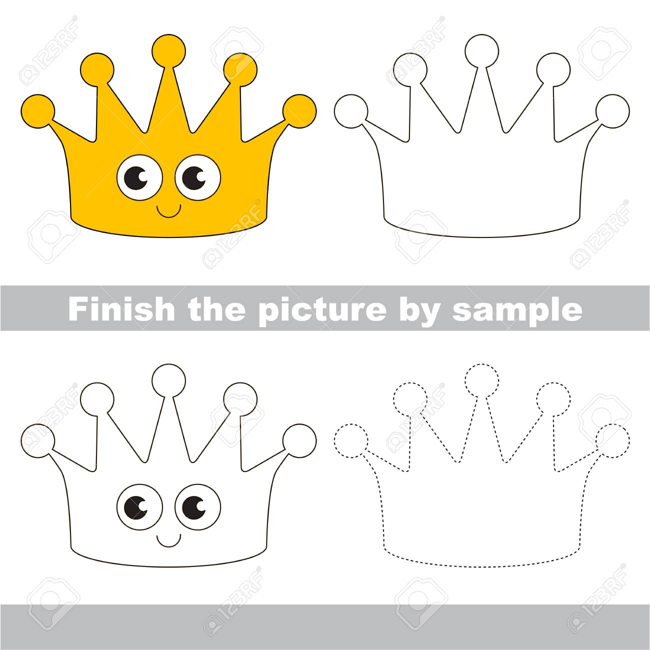1300x1300 Drawing Worksheet For Preschool Kids With Easy Gaming Level