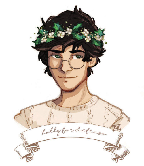 500x575 Harry In Flower Crowns Tumblr