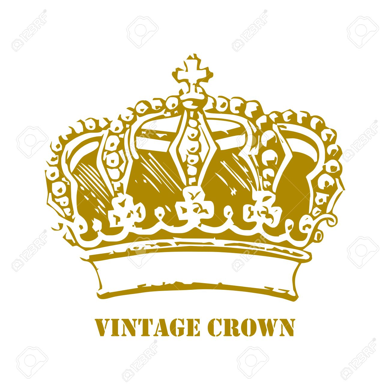 Crown Drawing Vector at GetDrawings.com   Free for personal use ...