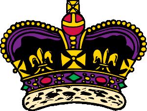 300x227 Clothing King Crown Clip Art