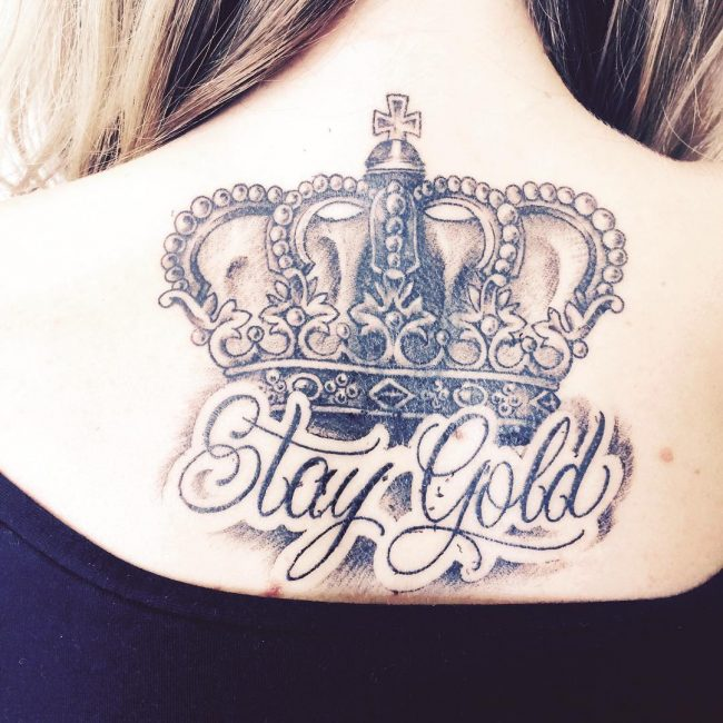650x650 Noble Crown Tattoo Designs Treat Yourself Like Royalty
