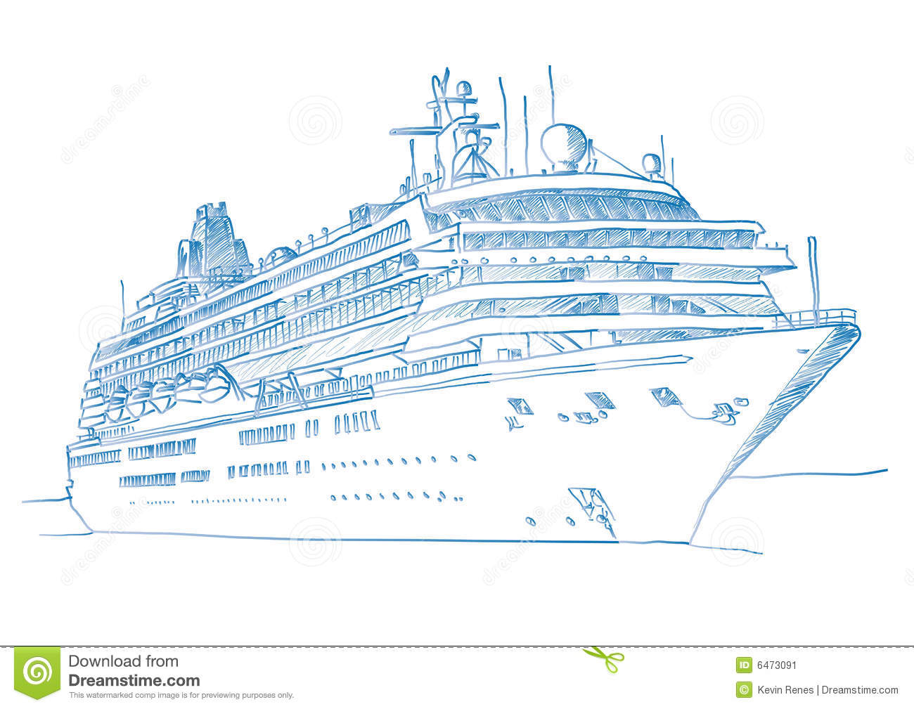 1300x1009 Cruise Ship Drawing Drawn Ship Cruise Ship