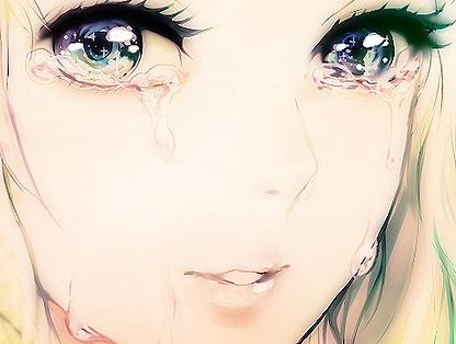 Crying Anime Girl Drawing At Getdrawings Com Free For