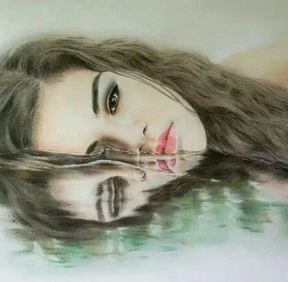 590x577 25 beautiful pencil drawings from top artists around the world
