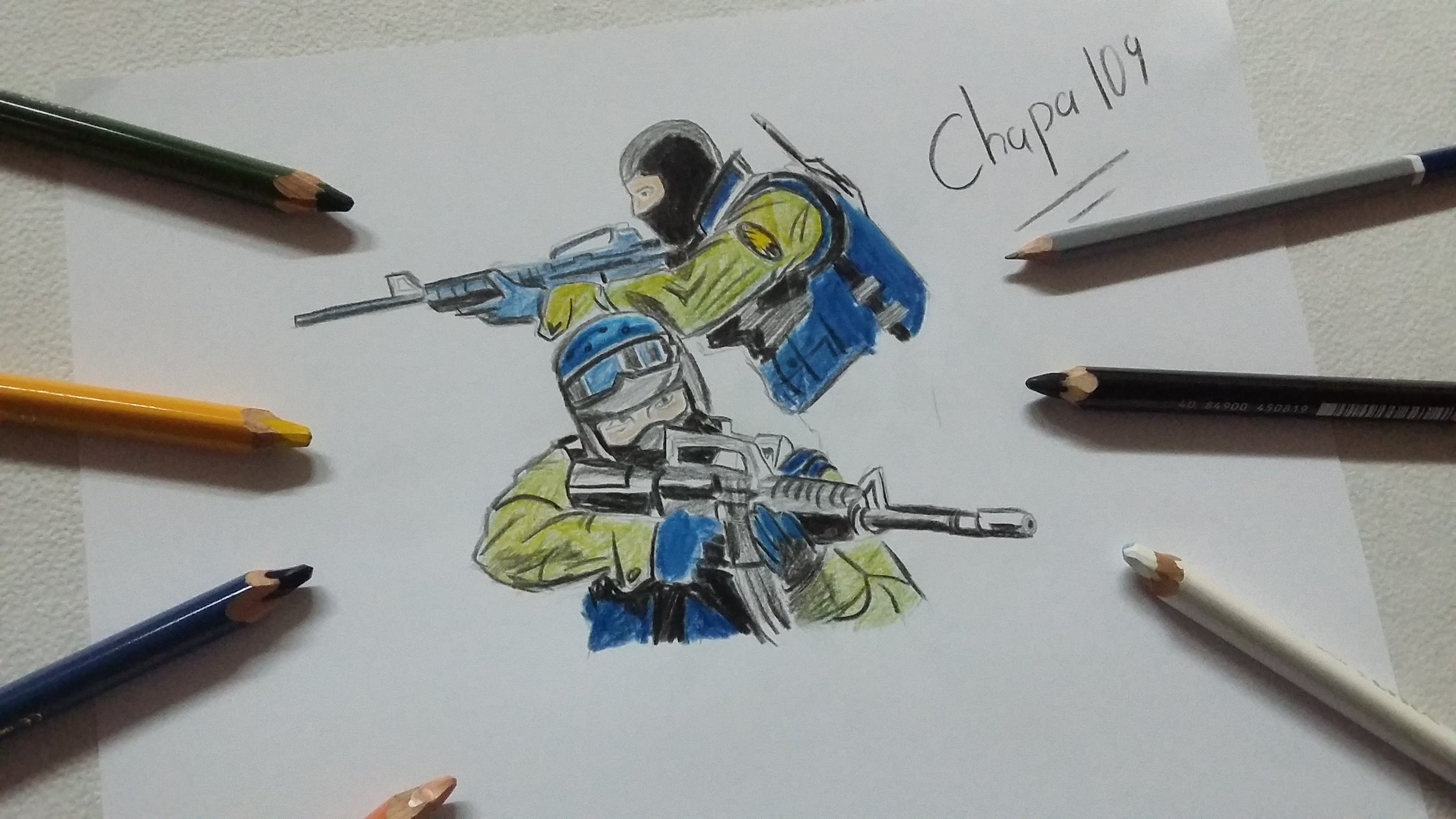 3264x1836 Dibujo De Cs Go Counter Strike Drawing Cs Go Counter Strike