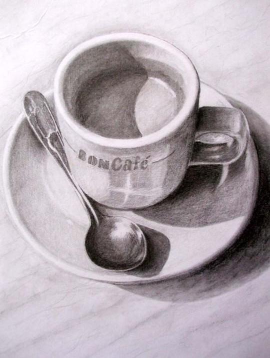 540x715 Coffee Drawingpainting Class Coffee, Drawings