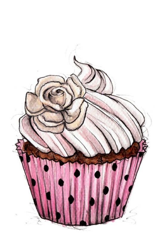 550x825 Cupcake Tattoos Meanings And Design Ideas