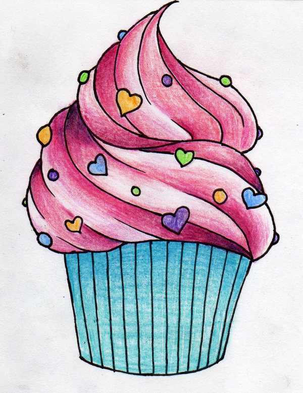 600x778 Aww . Cupcake By On @