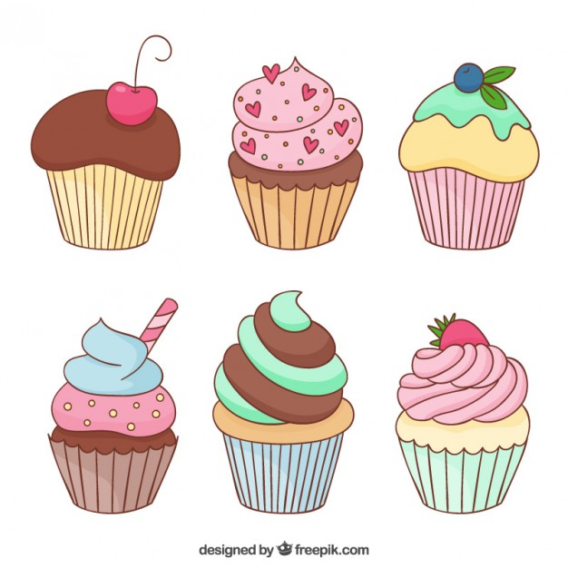 626x626 Cupcake Vectors, Photos And Psd Files Free Download