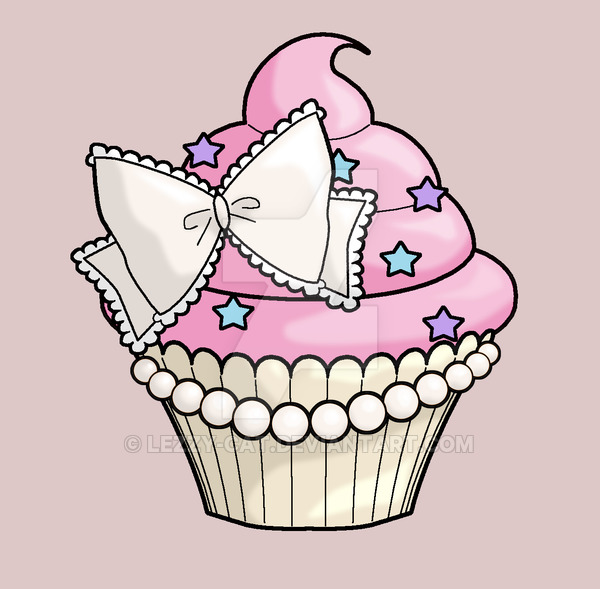 600x589 Cupcake Tattoo By Lezzy Cat