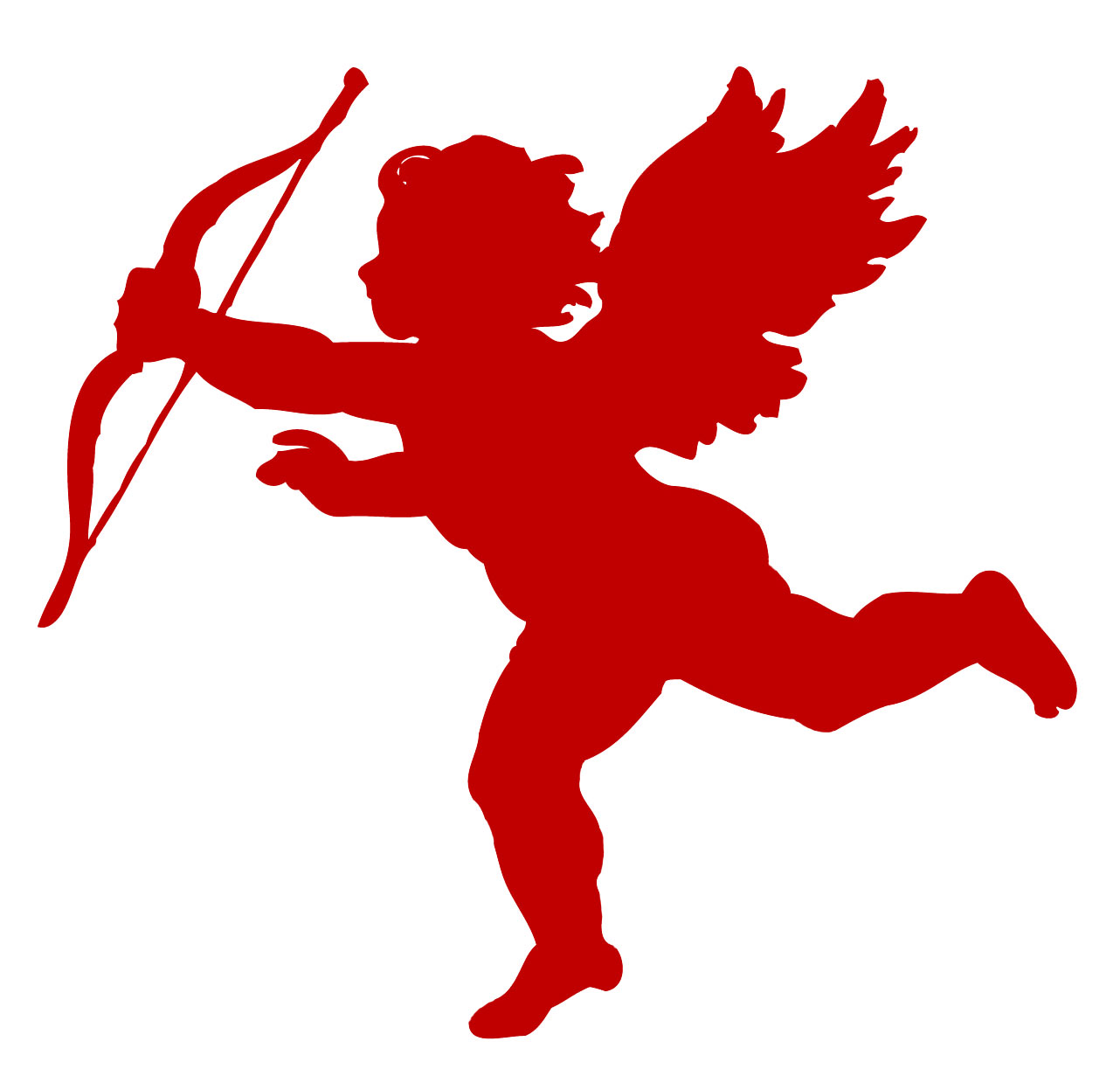1282x1223 Simple Cupid Drawing Images Amp Pictures