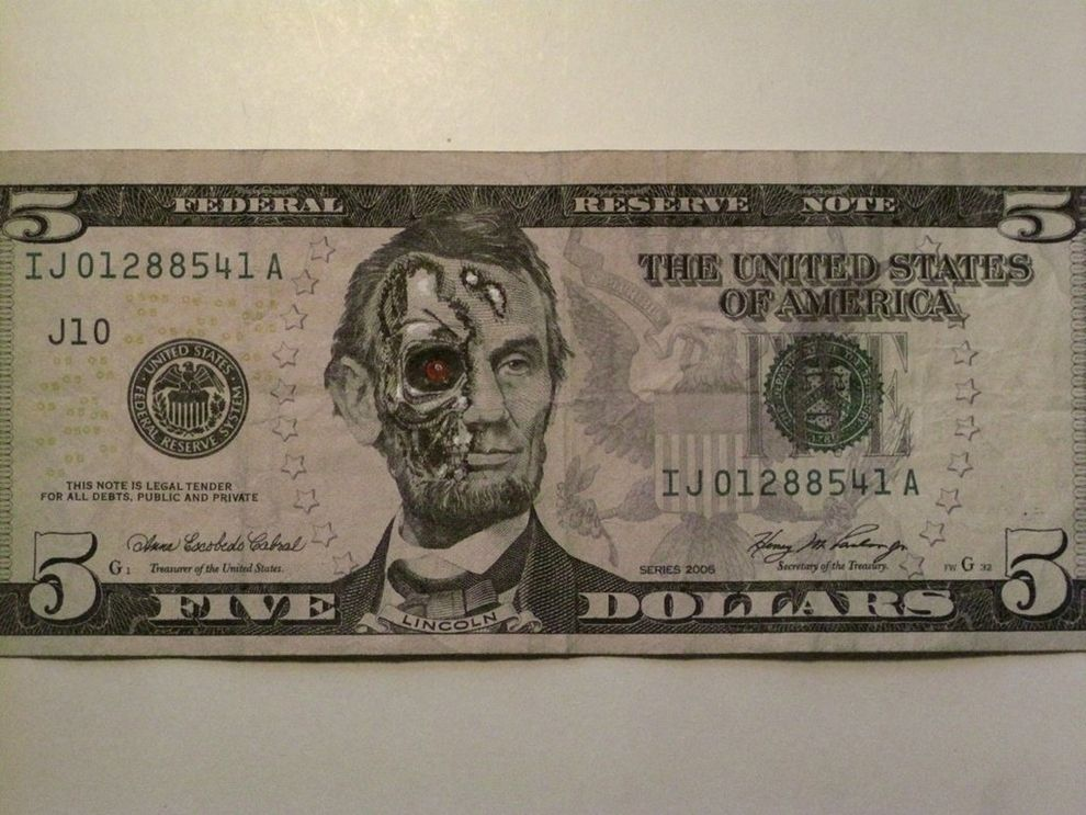 990x743 20 Awesome Photos Of Money That Was Drawn On Buzzfeed And Random