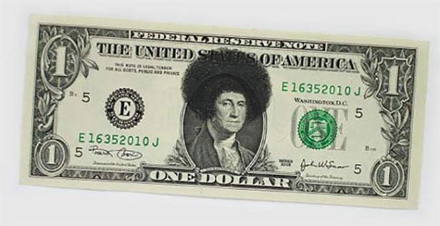 640x329 Dollar Bill Art Makes It Worth More Than A Dollar