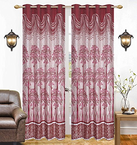 474x500 Blackout curtains, with latest design Drawing room curtain for