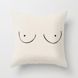 264x264 Drawing Throw Pillows Society6