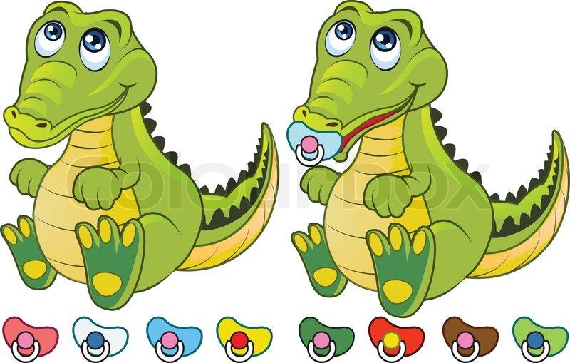 800x509 Alligator Clipart Baby Alligator