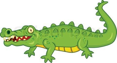 480x261 Coolest Baby Alligator