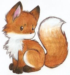 236x252 How To Draw Cute Baby Fox