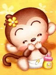 188x251 Resultado de imagen para cute baby monkey cartoon tattoo