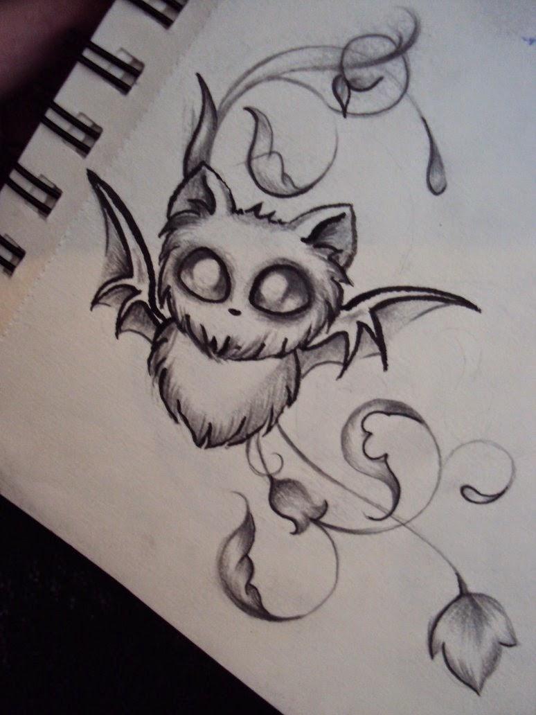 cute bat drawing at getdrawings com free for personal use cute bat rh getdrawings com cute bat tattoo ideas cute bat tattoo designs