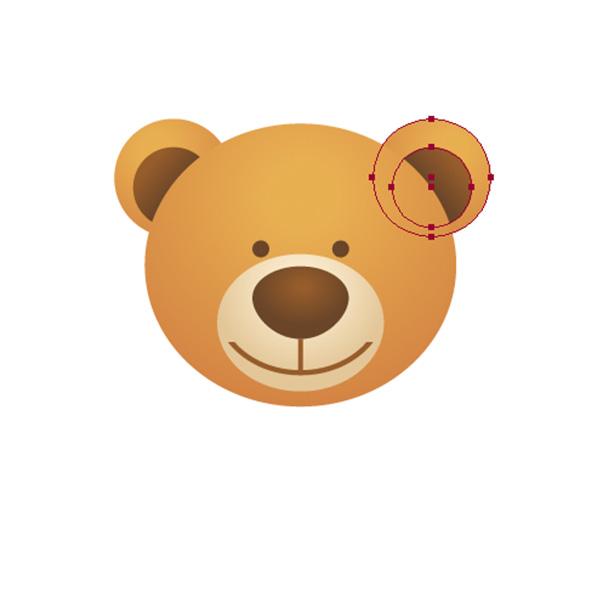 600x600 Create A Simple School Teddy Bear In Adobe Illustrator