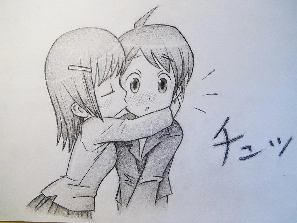 1032x774 Cute Anime Boy Drawing Photos Cute Boy Pencil Drawing Cute Boy