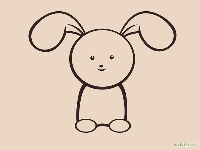 670x503 draw a simple bunny step 7 jpg tatting designers