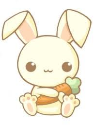 194x259 Cute Rabbits Drawings