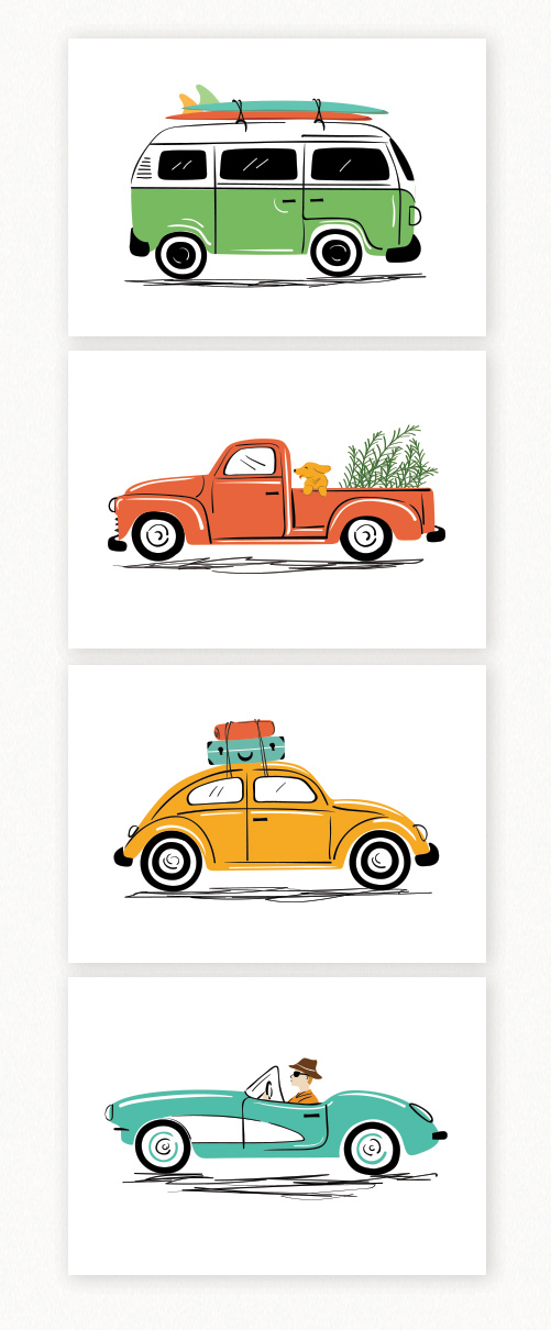 Cute Car Drawing at GetDrawings.com   Free for personal use Cute Car ...