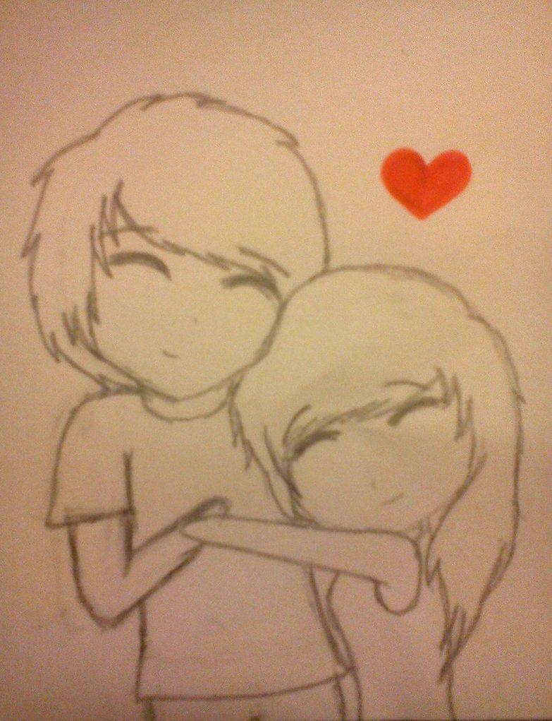 783x1021 Cute Chibi Couple Drawing