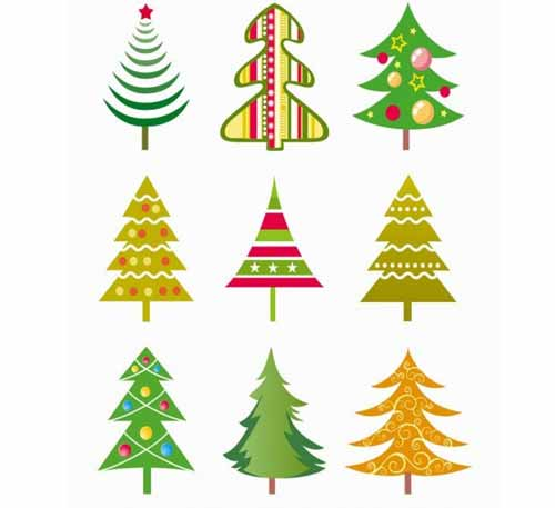 Cute christmas tree drawing at free for for Cute christmas tree drawing