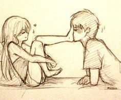 236x196 couples drawing ideas cute couple drawing ideas tumblr