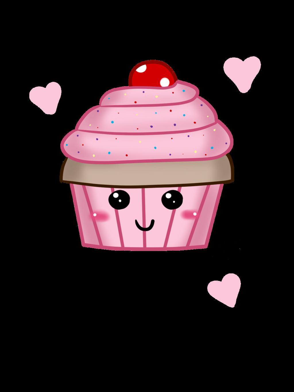1024x1365 Cupcake Clipart Kawaii