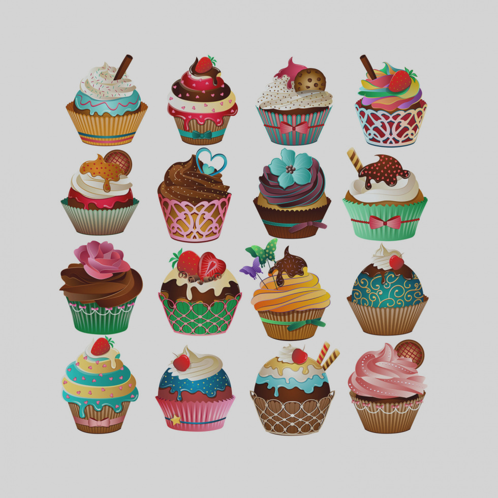 980x980 Great Cute Cupcake Drawing HOW TO DRAW A CUTE CUPCAKE YouTube