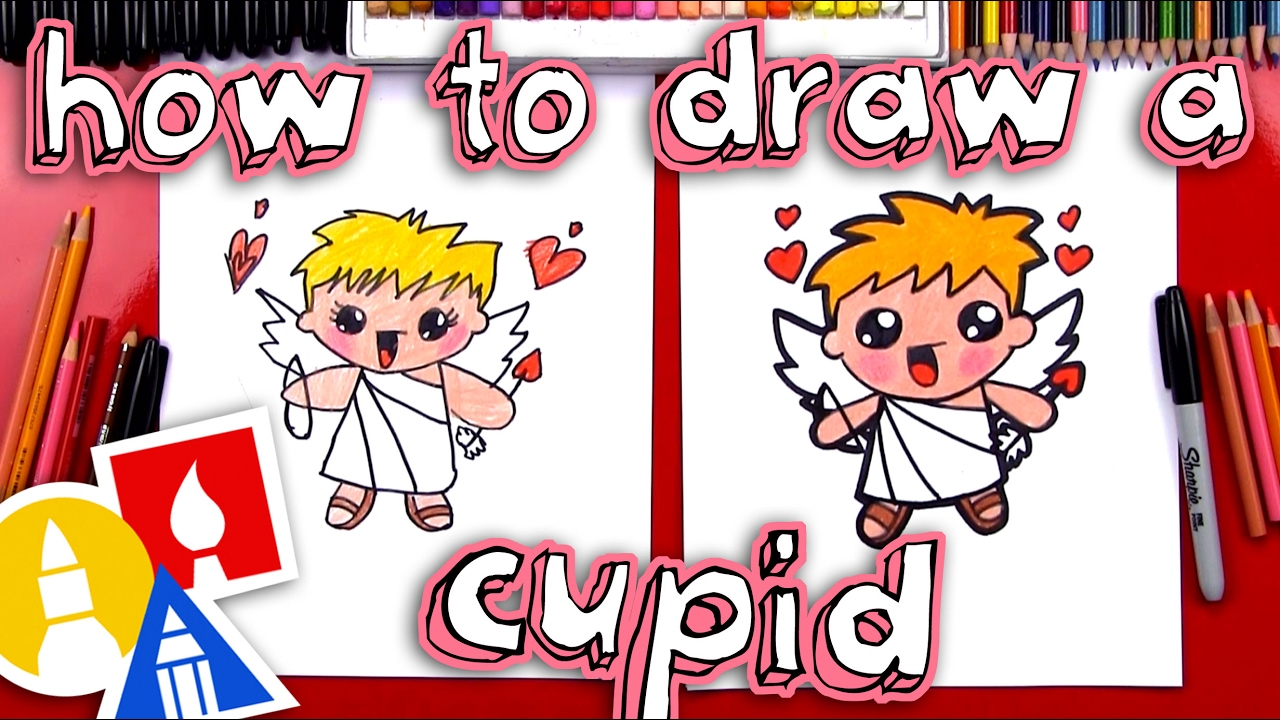 1280x720 How To Draw A Valentine#39s Cupid