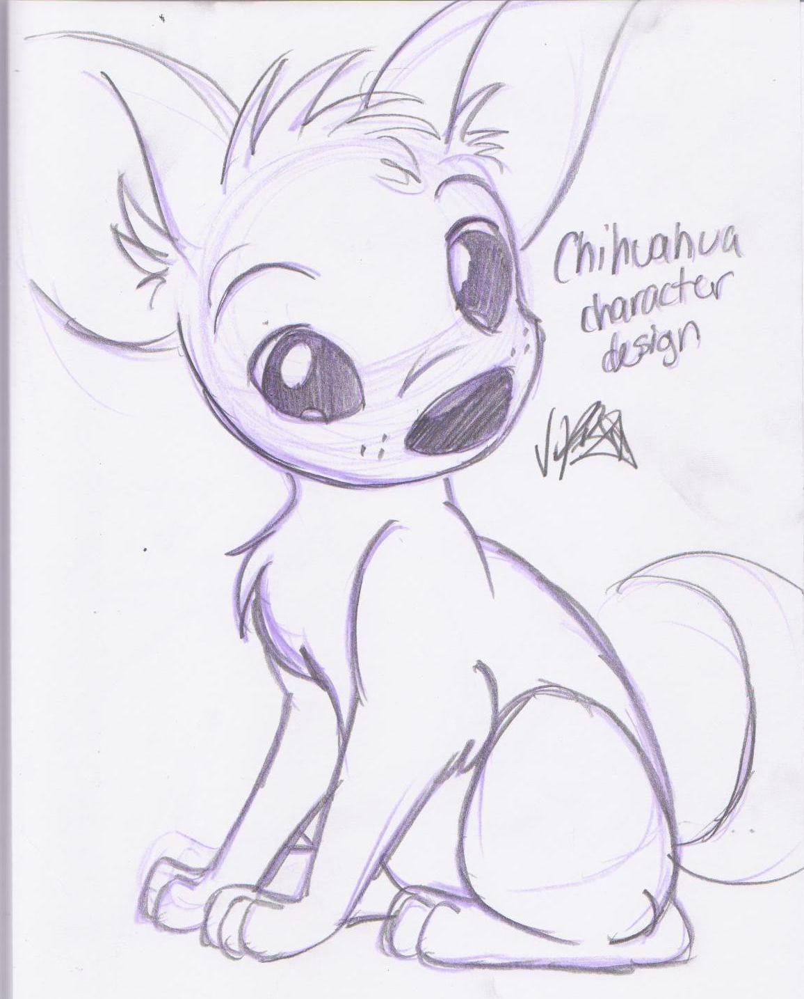 1156x1435 Chihuahua Drawing Chihuahuas! Drawings, Drawing