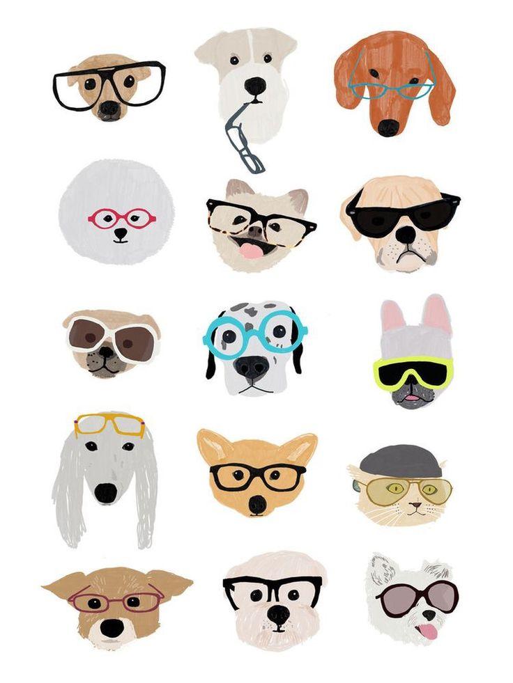 Beautiful Love Anime Adorable Dog - cute-dog-cartoon-drawing-58  Collection_487496  .jpg