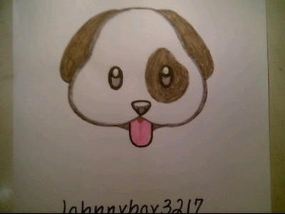 Cute Dog Drawing Easy At Getdrawings Com Free For Personal Use