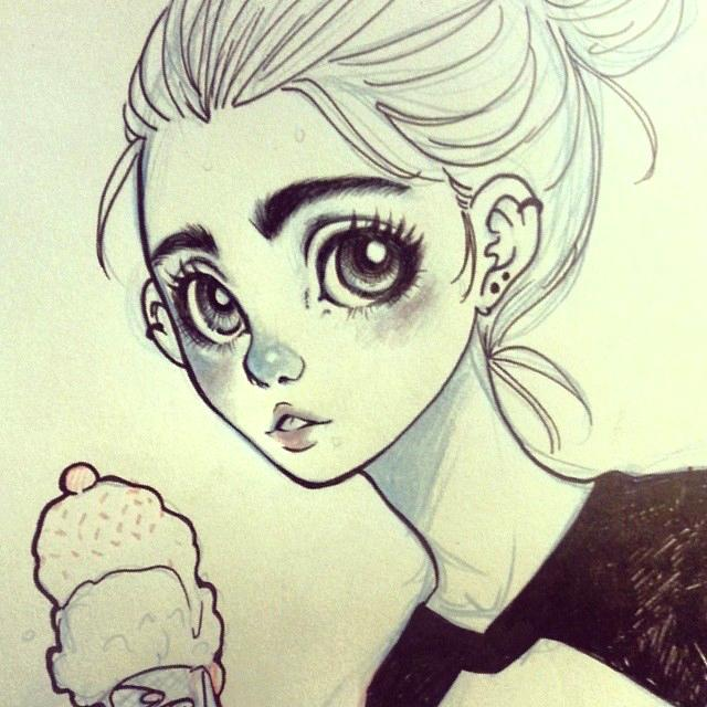 640x640 Cute eyebrows. People. Drawings. Pictures. Drawings ideas for kids