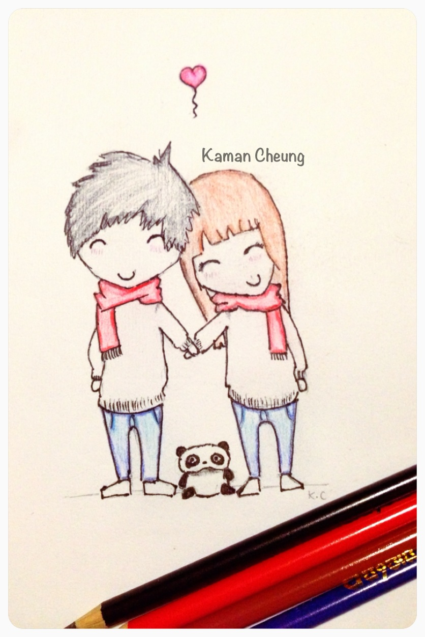 836x1254 Cute Love Drawing Pictures Cute Love Drawing Cute