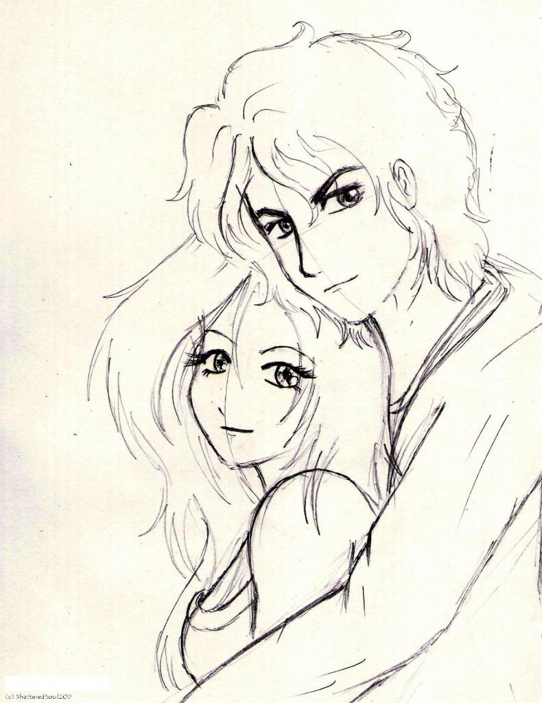790x1024 cute couple drawings couple sketch hd hd easy pencil sketch